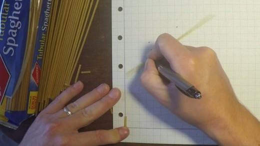 A.S. 2.1 Pole Vaulter Example using Diamond Tubular Spaghetti