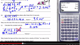 Mechanics progress test Video Answers