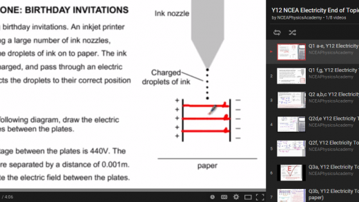 Year 12 Electricity practice exam 2012
